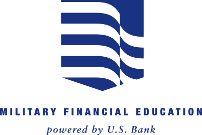 Military financial education logo 400x270